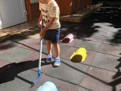 Голф за деца