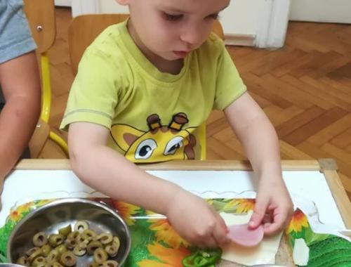 Частна детска градина Аз съм българче