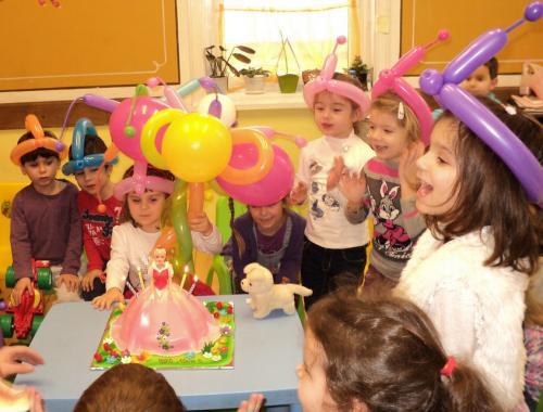 Празници в детската градина