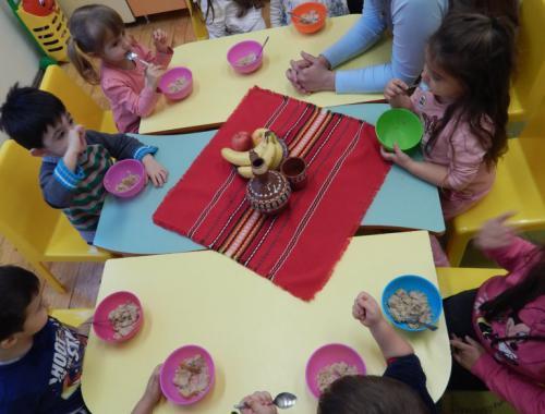 Денят на християнското семейство в ЧДГ Аз съм българче